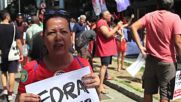 Brazil: Protesters in Rio decry Temer on Brazil's Independence Day