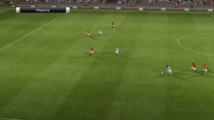 Pes 2013 - 3 goals