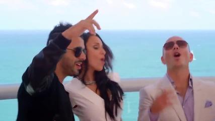 Ahmed Chawki ft. Pitbull - Habibi I Love You ( Official Music Video ) Превод / 2013 /