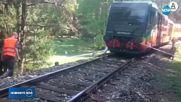 Деца и туристи ранени при сблъсък на пътнически влакове в Чехия