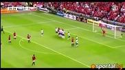 Валеренга - Манчестър Юнайтед 0:0