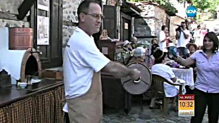 Как се прави въртяно кафе?