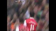 Топ 10 гола на Арсенал през сезон 07/08