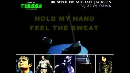 Michael Jackson - Break Of Dawn Karaoke