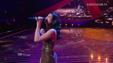 Португалия / Filipa Sousa - Vida Minha / Live - Евровизия 2012