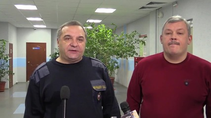 Russia: EMERCOM's Puchkov outlines mine-rescue op as 26 miners remain trapped