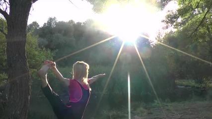 Йога пози за подобряване на баланса