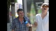 Най - Откачения Репортер В България! [ Смях До Сълзи ]