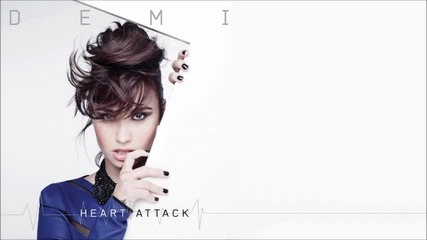 Demi Lovato - Heart attack (official Audio) Cd-rip