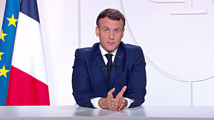 France: 'The peak of the second wave of the epidemic is over' - Macron announces reopening schedule