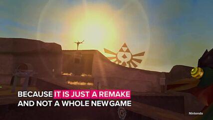 The next Zelda is here