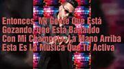 Pegate- Twister El Rey Letra