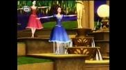 Барби в 12 танцуващи принцеси (част 5)