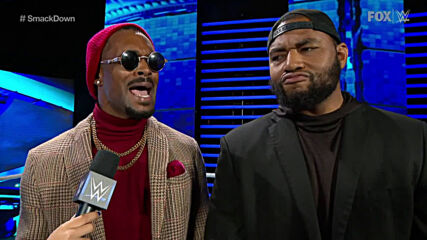 The Street Profits pledge to reclaim the SmackDown Tag Team Titles: SmackDown, Jan. 15, 2021