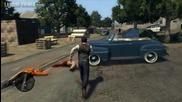 L A Noire - Street Crime - Gangfight