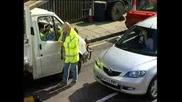 Как се паркира кола №2-яко!