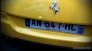 Яркожълто Ferrari 599 Hgte