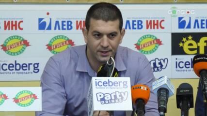 Христо Маринов: Искаше ми се да вземем още 1-2 квоти