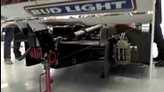 1991 Jaguar Xjr 16 Lm Prototype Revving & Acceleration & Downshifts