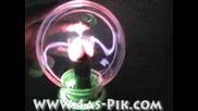 Плазма Топка Plasmaball