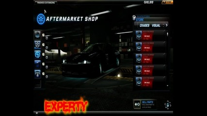Need For Speed World: My cars