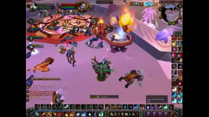 Wow Horde Raid to The Exodar
