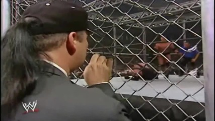 Brock Lesnar vs Undertaker (hell in a Cell) Part 1/3 in Hd
