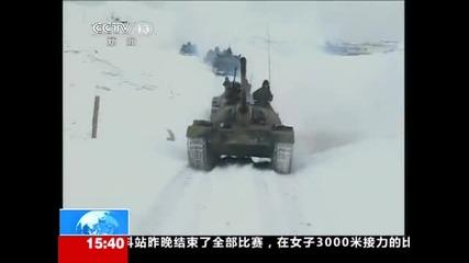 14/2/2011 Китай военни учения