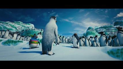 Весели крачета 2 / Happy Feet 2 / Trailer 2