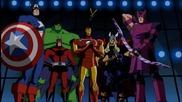 Великата анимация Отмъстителите: Най-могъщите герои на Земята (2010-2011-2012)