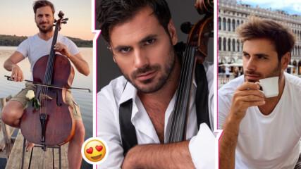 Жените са луди по него: той е най-харесваният музикант от Хърватия