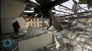 Saudi-led Air Strikes Hit Yemen's Capital After Truce