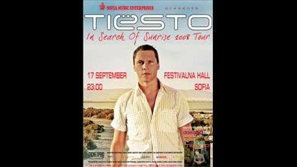 Tiesto @ Festivalna Hall (17.09.2008)