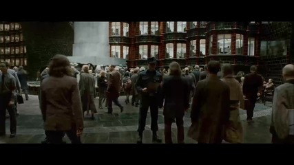 Harry Potter and the Deathly Hallows Part 1 Trailer 2 Offici