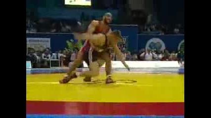 Световно По Борба Баку 2007 Избрано