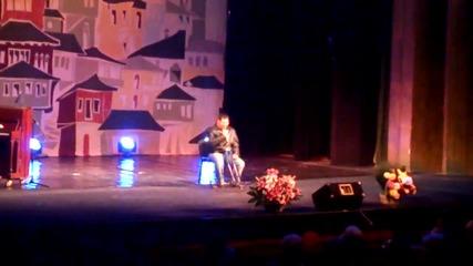 Мишо (zlobenmc) - Всичко е за нея (театър Константин Кисимов) Велико Търново