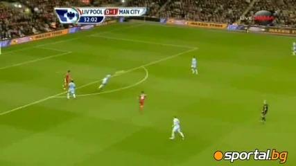 Ливърпул 1:1 Манчестър Сити