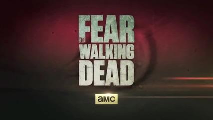Fear The Walking Dead Teaser Trailer Good Morning Los Angele