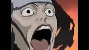 Sasuke Vs Orochimaru - My Chemical Romance