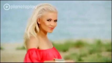 Магда 2012 - Вляво черна, вдясно руса (official Video)