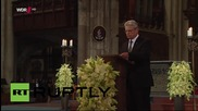 Germany: President Gauck pays tribute at Germanwings memorial service