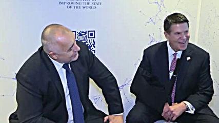 Борисов: България последователно подкрепя усилията на Западните Балкани по пътя им към ЕС