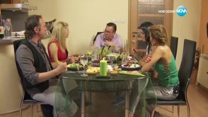 Камен Алипиев посреща гости - Черешката на тортата (11.07.2017)
