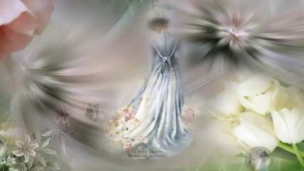 Цветовете на пролетта - бели лалета!