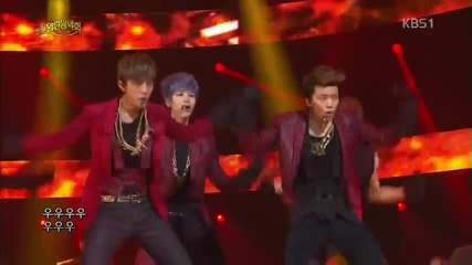 B.a.p - Candy + Don't Leave Me + One Shot