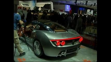Най-новите спортни коли грабват погледа на автосалона в Женева