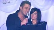 Преслава и Константин - Усещане за Мерилин - Live Промоция 2009