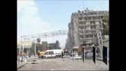 Нови бомбени нападения разтърсиха сирийския град Алепо