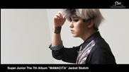 Super Junior: The 7th Album ' Mamacita ' - Photoshoot Making