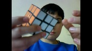 сглобяване на кубчето на рубик
